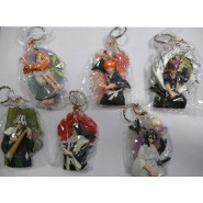 SET 6 Figures PORTRAIT Diorama 8cm BLEACH Anime Manga