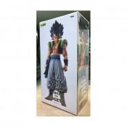 Dragon Ball Figure THE GOGETA Normal Black Hair BIG 30cm SUPER Master Stars Piece BANPRESTO