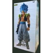 Dragon Ball Figure THE GOGETA Super Saiyan Blue Hair BIG 30cm SUPER Master Stars Piece BANPRESTO
