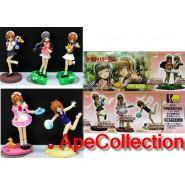 Rare SET 5 Figures SAKURA CARD CAPTOR Special SCENES COLLECTION Manga Anime JAPAN Original Gashapon