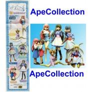 Rare SET 7 Figures MIZUIRO Manga Anime 2003 Original JAPAN Gashapon