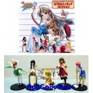 Rare SET 5 Figures WELCOME TO PIA CARROT Original JAPAN Gashapon