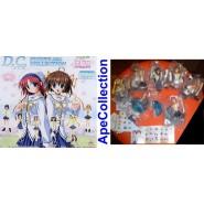 Rare SET 6 Figures D.C. GALS Girls Manga Anime JAPAN Original Gashapon