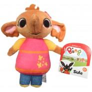 SULA 20cm Plush Soft Toy Elephant from Cartoon BING Original Official