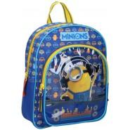 School Backpack MINION DEEJAY Rise Of Gru Boy 35x25cm ORIGINAL Vadobag