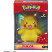 POKEMON Box Pikachu Electro 11cm Vinyl Figure SELECT Serie 1
