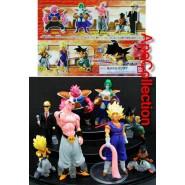 DRAGON BALL Z Set 8 Figures COLLECTION PART 8 Bandai Gashapon