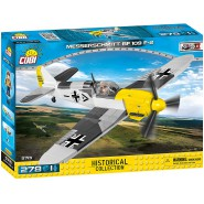 Playset AIRPLANE Plane Messerschmitt BF 109 F-2 Constructions COBI 5715 Building Blocks