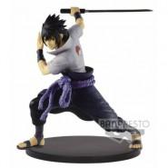 UCHIHA SASUKE VERSION 2 Figure Statue 17cm BANPRESTO Naruto Serie VIBRATION STARS Banpresto