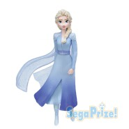 Figure Statue ELSA 20cm from FROZEN 2 Original DISNEY SEGA Japan Prize LPM Limited Premium