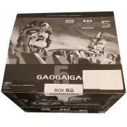 Robot Figure GAOGAIGAR 5 Super Mini-Pla The King Of Braves GaoGaiGar Kit BANDAI Set 3 Trading Figures Volfogg Mic Sounders