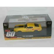 Model ELEANOR 1973 Ford Mustang With External Writings Movie Gone 60 Seconds 10cm Scale 1/43 Chase Version Green Wheels