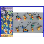 Set 8 Figures WINNIE POOH Danglers UNIVERSE EDITION Tomy Gashapon ORIGINAL