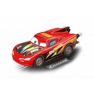 Model LIGHTNING MCQUEEN ROCER RACER Disney CARS Scale 1:43 For Slot Track CARRERA 20064163