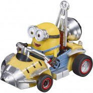 Model KART BOB MINION Despicable Me MINIONS Scale 1:43 For Slot Track CARRERA 2006416