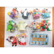 COMPLETE SET 10 FIGURES Mini Figure Bear Fantasy Fantasy Bear Collection ORIGINAL willy bar family