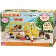 HOT DOG VAN Truck Hamburger SYLVANIAN FAMILIES 5240 Epoch