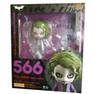 THE JOKER 566 Villain's Edition Figure Collection 12cm With Accessories Dark Knight Trilogy Original GOOD SMILE