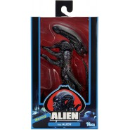 ALIEN Action Figure THE ALIEN 18cm 40th Anniversary With Accessories Original Official NECA 51705