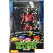 SHREDDER Action Figure 18cm TMNT Ninja Turtles ORIGINAL Neca USA 54109