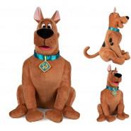 Plush SCOOBY DOO Dog GIANT XXL Sitting 60cm ORIGINAL Top Quality