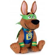 Plush SCOOBY DOO Dog  SUPERHERO Version 30cm ORIGINAL Top Quality