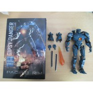 BOX OPENED - PACIFIC RIM Action Figure JAEGER GIPSY DANGER Ultimate Edition 19cm NECA USA