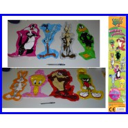 Set 8 Figures LOONEY TUNES Inflatables MAXI Tweety Silvestro