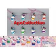 HELLO KITTY MINI SWING Collection Set 8 Mini Figures BANDAI Gashapon