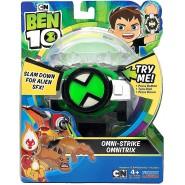 BEN TEN Ben 10 Watch OMNITRIX OMNI-STRIKE Lights Sounds Original Giochi Preziosi
