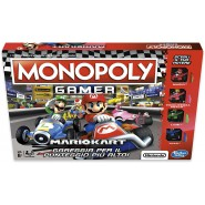 MARIO KART Gamer MONOPOLY Special Version Board Game HASBRO