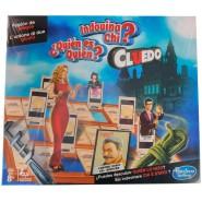 INDOVINA CHI Version CLUEDO Board Game HASBRO Italian and SPANISH version