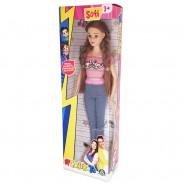 Doll SOFI Me Contro Te 30cm Dress JEANS and Pink Shirt Original GIOCHI PREZIOSI
