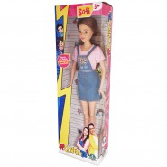 Doll SOFI Me Contro Te 30cm JEANS Salopette Original GIOCHI PREZIOSI