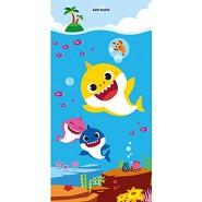 BABY SHARK Beach Towel 70x140cm BATH Original New