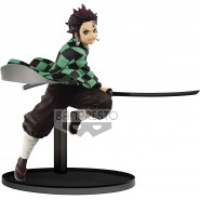 DEMON SLAYER Figure Statur 15cm TANJIRO KAMADO Serie VIBRATION STARS Original BANPRESTO