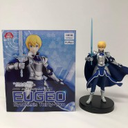 EUGEO Version Synthesis Thirty-Two Figure Statue 17cm from SWORD ART ONLINE Alicization SAO Original FURYU