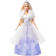 BARBIE Princess Winter Magic Dreamtopia Original Mattel GKH26