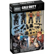 SPECIAL FORCES VS SUBMARINERS Building Blocks Playset from CALL OD DUTY COD Mega Construx Bloks GFW67