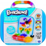 BUNCHEMS Building Balls TRAVEL KIT More Than 150 Pieces ORIGINAL Spin Master