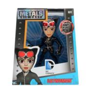 CATWOMAN  Super Hero Figure Statue 10cm DieCast METAL Dc Comics  JADA Toys