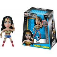 WONDER WOMAN Super Hero Figure Statue 10cm DieCast METAL Dc Comics  JADA Toys
