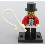 LEGO Minifigures SERIE 2 8684 Number 3 CIRCUS TAMER Whip Sachet New