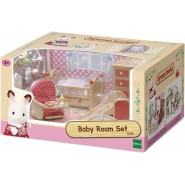 BABY ROOM SET Neoborn Room Playset SYLVANIAN FAMILIES 5036 Epoch