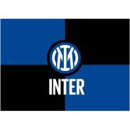 NEW LOGO 2021 INTER F.C. Internazionale FLAG Big Size 100x140cm OFFICIAL Original