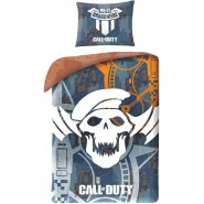 Bed Set CALL OF DUTY Mq 27 Dragonfire With Bag DUVET COVER 140x200 Cotton COD-5530BL