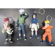 SET 4 Figures 8cm NARUTO Anime Manga