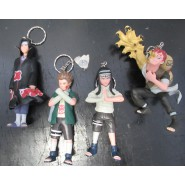SET 4 Figures WITH ITACHI Diorama 8cm Anime Manga From Naruto