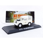 Model 1961 Land Rover From Movie ACE VENTURA When Nature Calls 8cm Scale 1/43 DieCast Greenlight