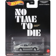 Die Cast Model ASTON MARTIN DB5 1963 From 007 No Time To Die Scale 1:64 5cm Hot Wheels